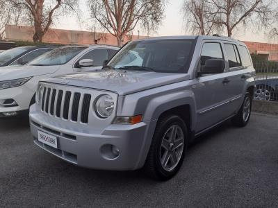 2008 Jeep PATRIOT 2.0 4WD LIMITED