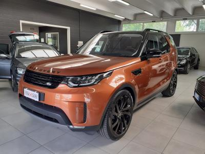 2017 Land Rover DISCOVERY 5 3.0 TD6 FIRST EDITION
