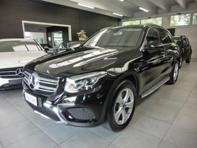 2018 Mercedes Benz GLC 220 D 4MATIC EXCLUSIVE
