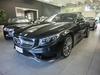 2014 Mercedes Benz S500 SEC COUPE' 4MATIC PREMIUM