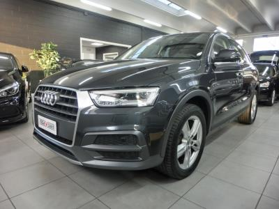 2018 Audi Q3 2.0 TFSI QUATTRO DESIGN EDIT