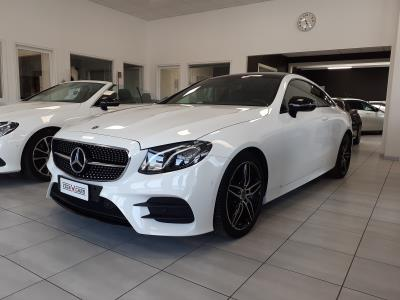 2019 Mercedes Benz E 220 D COUPE' PREMIUM AMG TETTO
